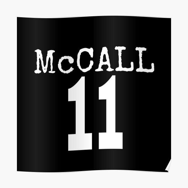 Lacrosse Mccall Scott Teen Wolf Posters | Redbubble