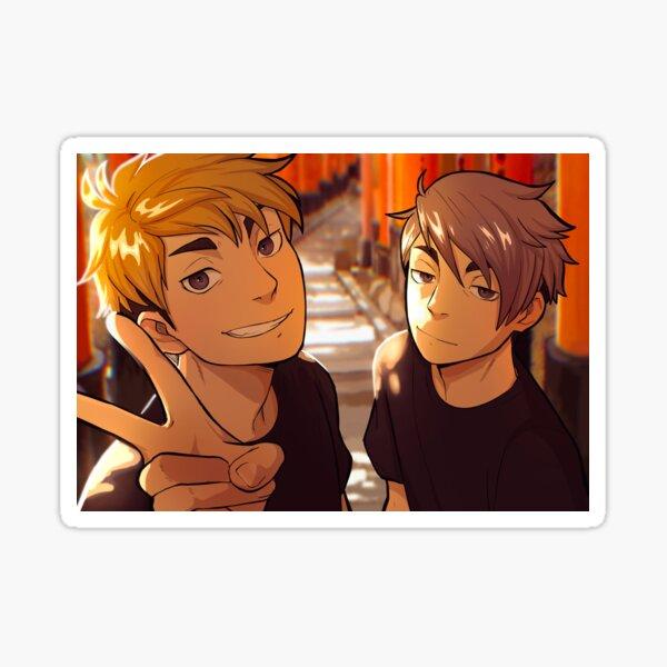 Miya Twins Sticker