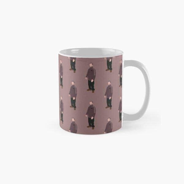 Best Selling Mug - Robert patinson BAT tracksuit memes (look at that bat) Classic Mug