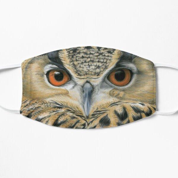 Eagle Owl Flat Mask