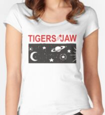 Tigers Jaw Women's Fitted Scoop T-Shirt