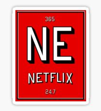 Element of Netflix Sticker