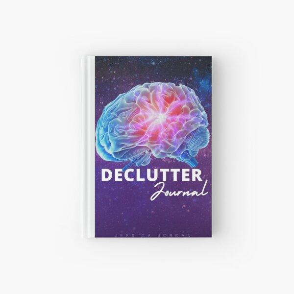 Declutter Journal Hardcover Journal