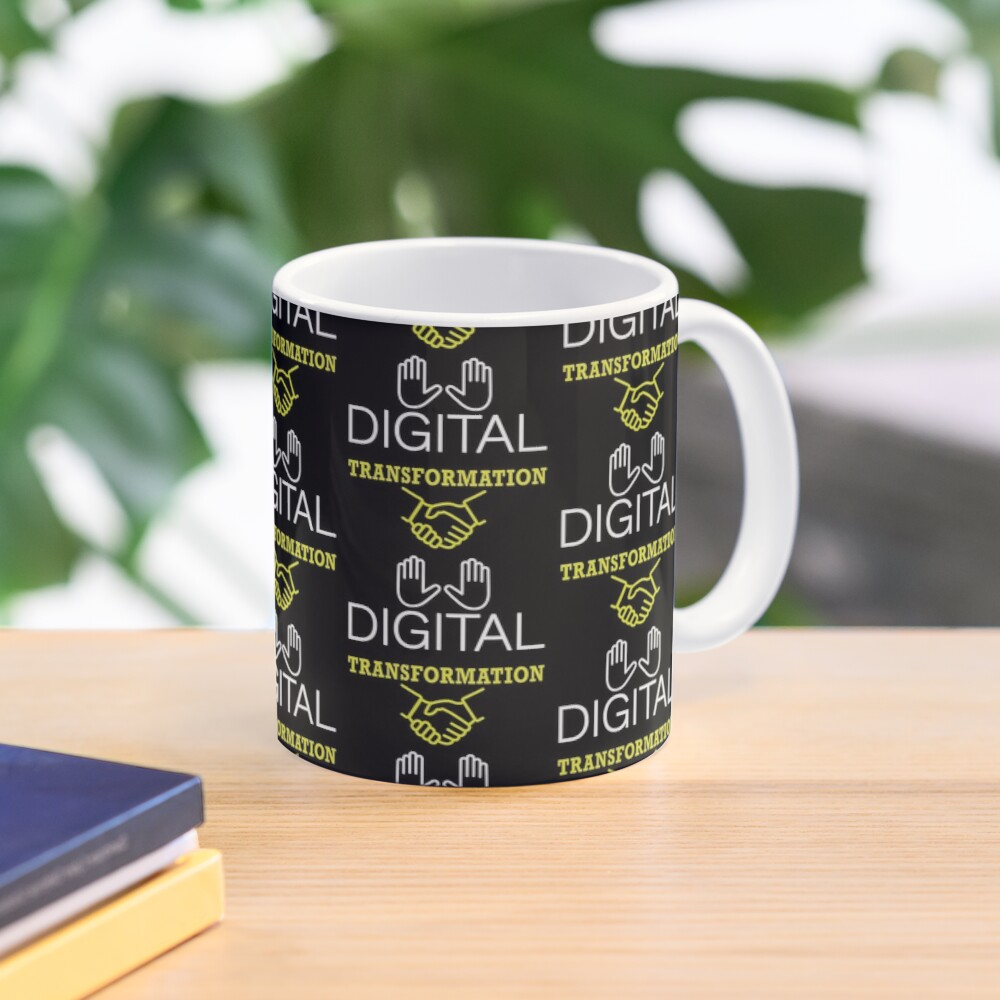 Digital Transformation. Mug