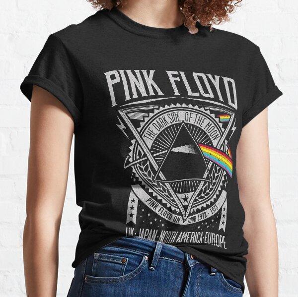 Concierto de Pink Floyd 1972 Camiseta clásica