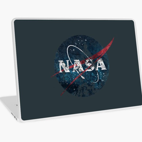 USA Space Agency Vintage Alien Apocalypse Laptop Skin