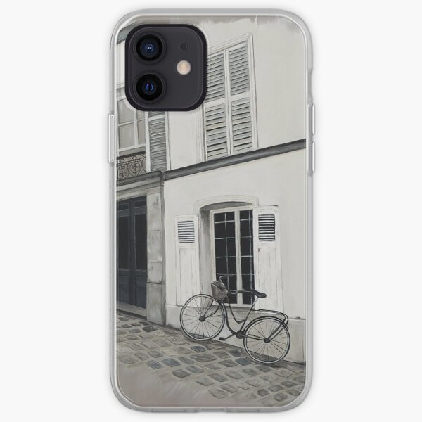 La Bicyclette iPhone Soft Case