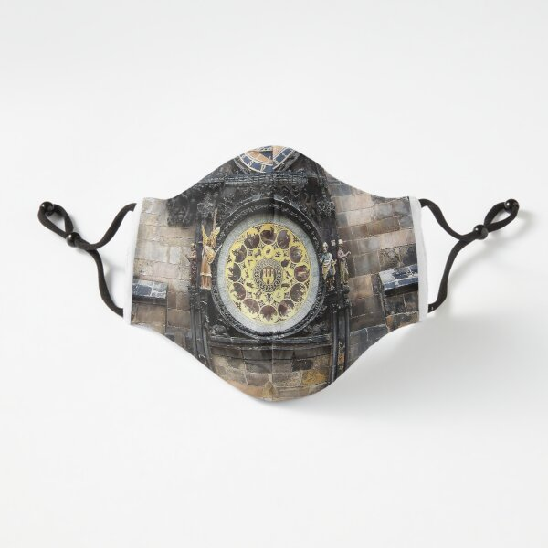 Prague Astronomical Clock  Fitted 3-Layer