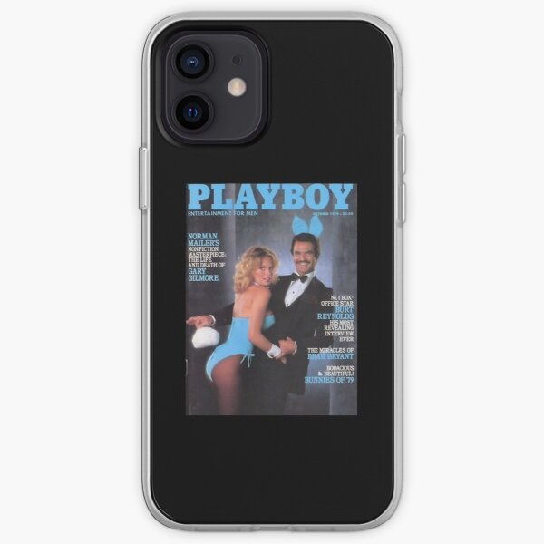 Playboy vintage cover iPhone Soft Case