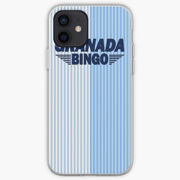 Coventry City Classic Granada Bingo Kit 1987 - 1988 iPhone Soft Case