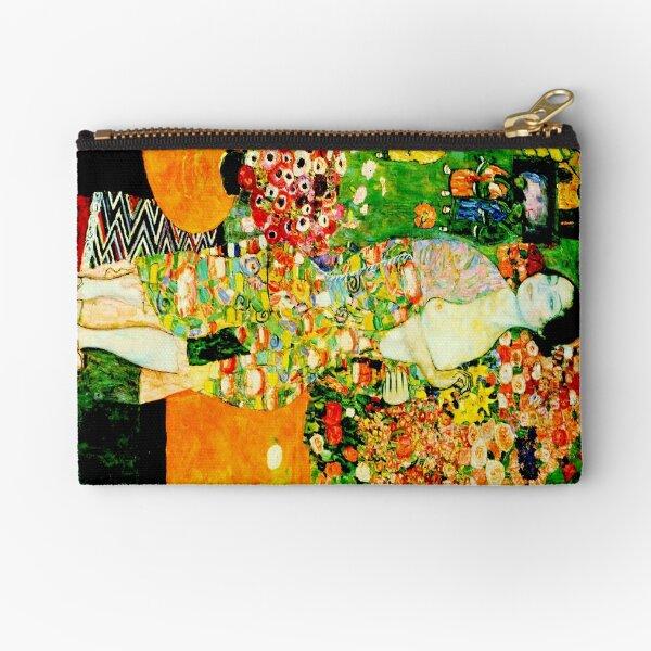 "Gustav Klimt | ""Le danseur"" - ""Die Tänzby"" | Art Nouveau Pochette"