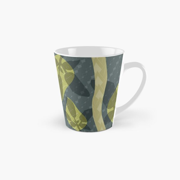 Leaf Shadow Tall Mug