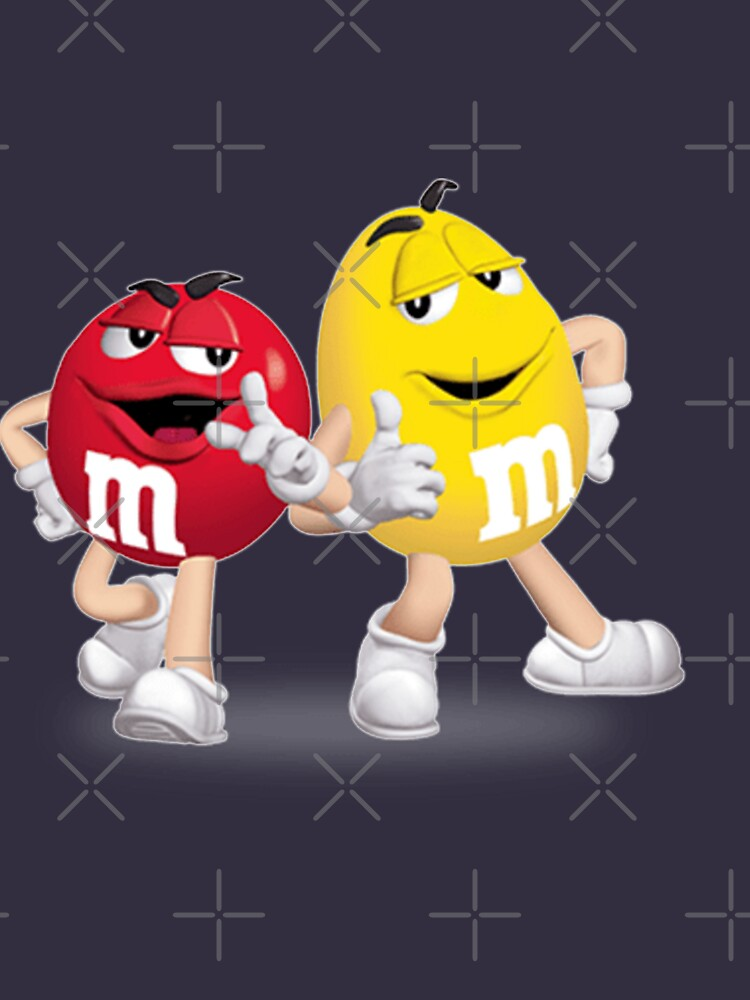 m&m's red and yellow by Kot-v-kino
