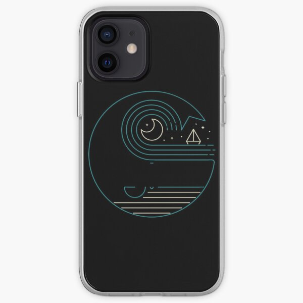 Moonlight Companions iPhone Soft Case