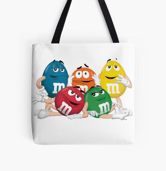 m&m's Dream Team All Over Print Tote Bag