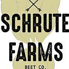 «Schrute Farms Beet Co.- La Oficina» de SarGraphics