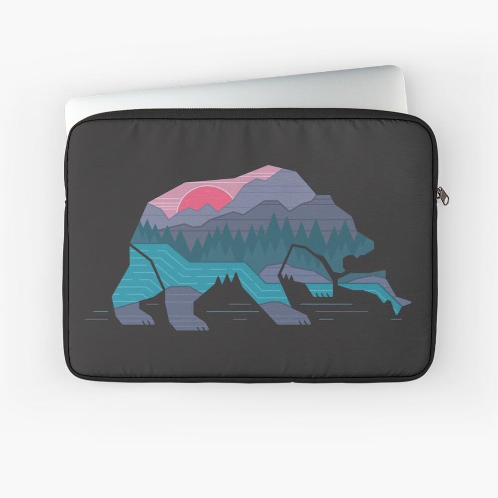 Bear Country Laptop Sleeve