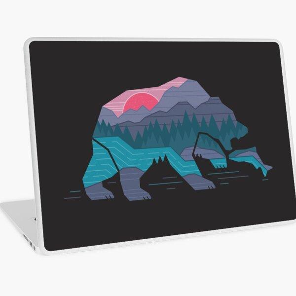Bear Country Laptop Skin