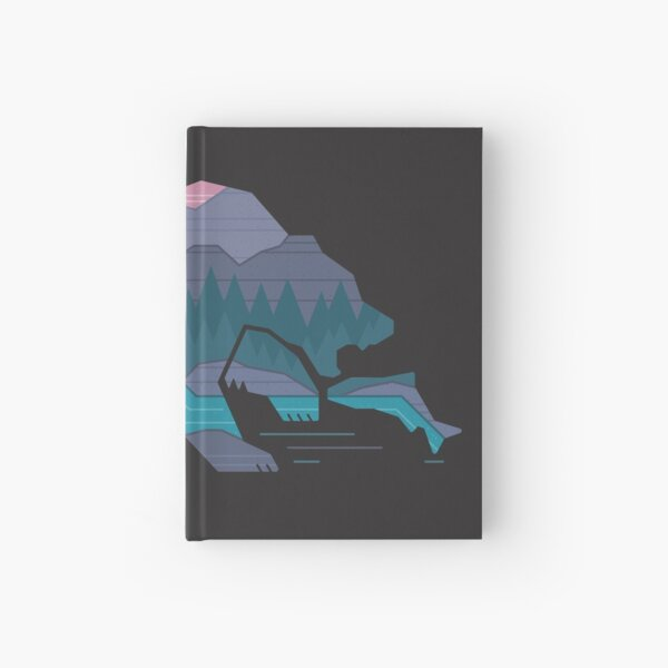 Bear Country Hardcover Journal