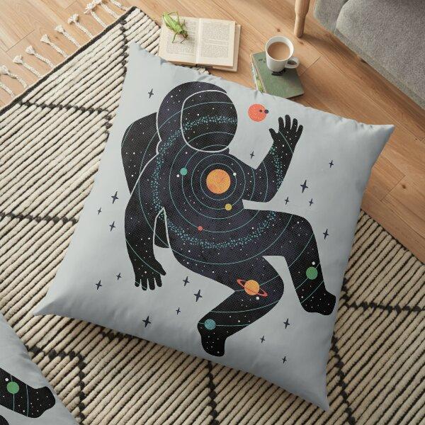 Inner Space Floor Pillow