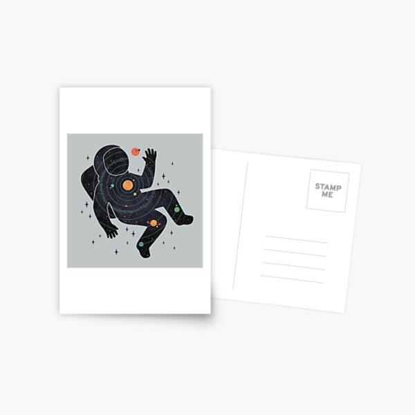 Inner Space Postcard
