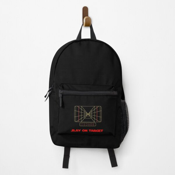 State Of Slay™ - Slay On Target Red Backpack