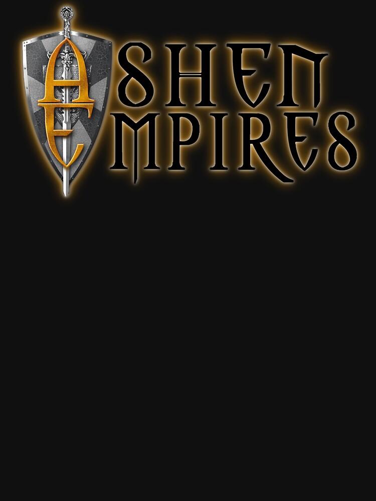 Old Ashen Empires Logo by PixelMineGames