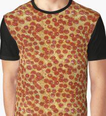 PIZZA PATTERN Graphic T-Shirt