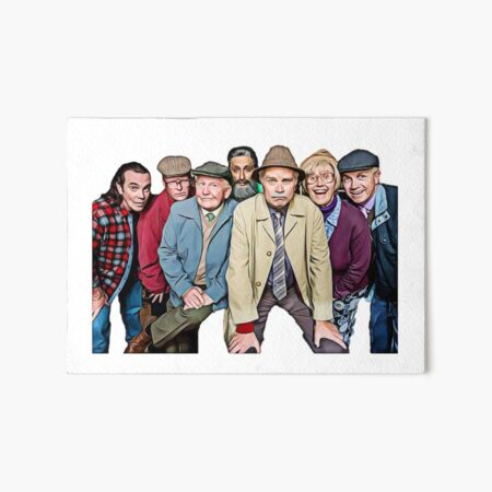 Still Game Crew, The Clansman Art Board Print