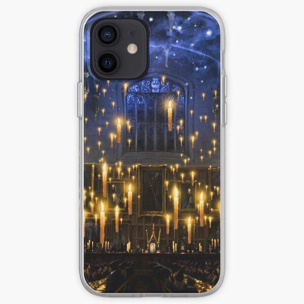 Velas de luz de luna Funda blanda para iPhone