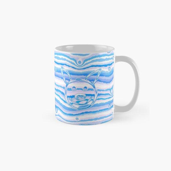 Pigg-Lee - blue  Classic Mug