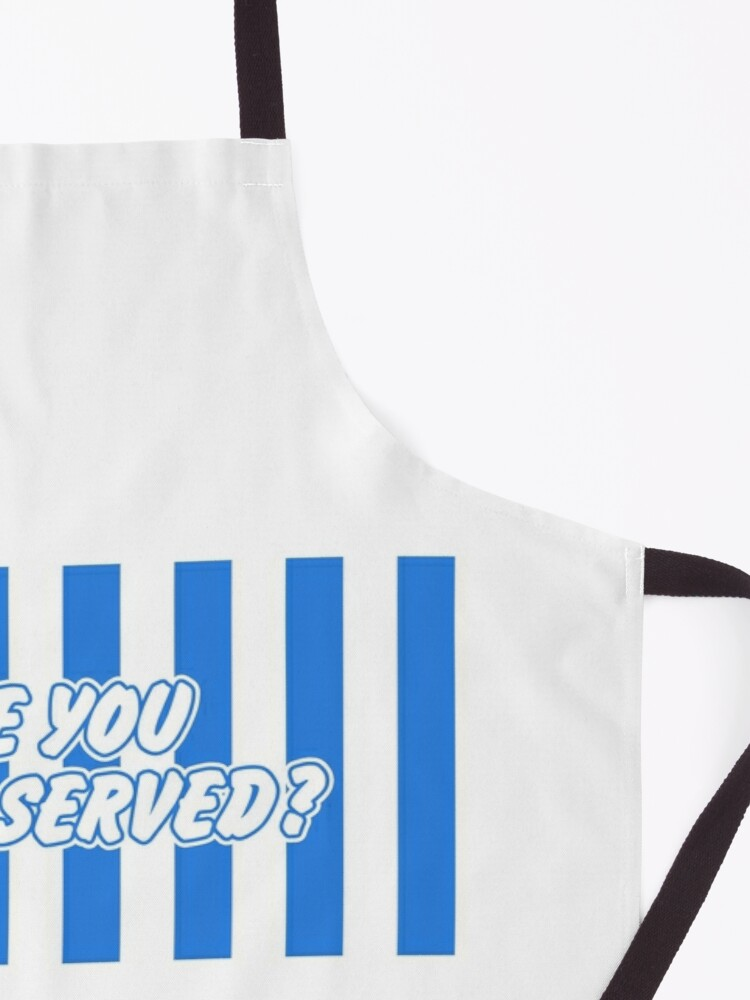 Alternate view of Are You Being Served? Apron