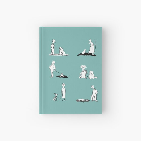 See Spot: Gone to the Dogs Hardcover Journal