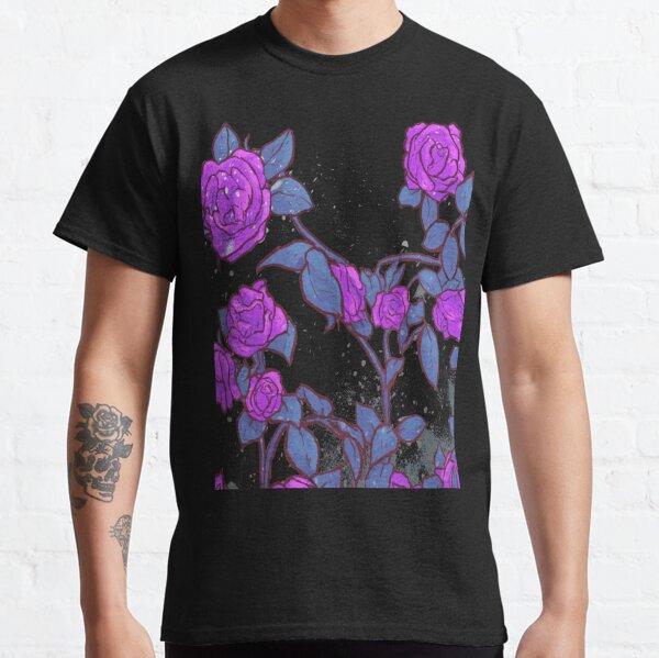 Shekinah Guab X T.Kanero - Purple Roses Classic T-Shirt