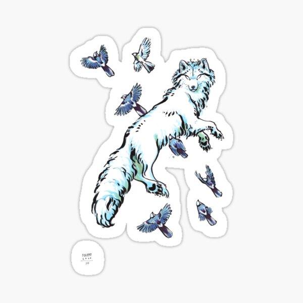 Artober - Day 10 Sticker
