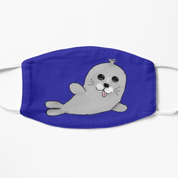 A-dork-able Swimming Seal Mask