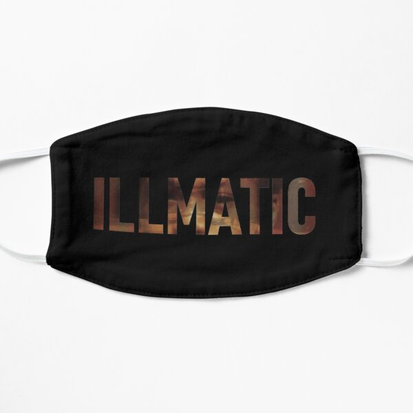 ILLMATIC Flat Mask