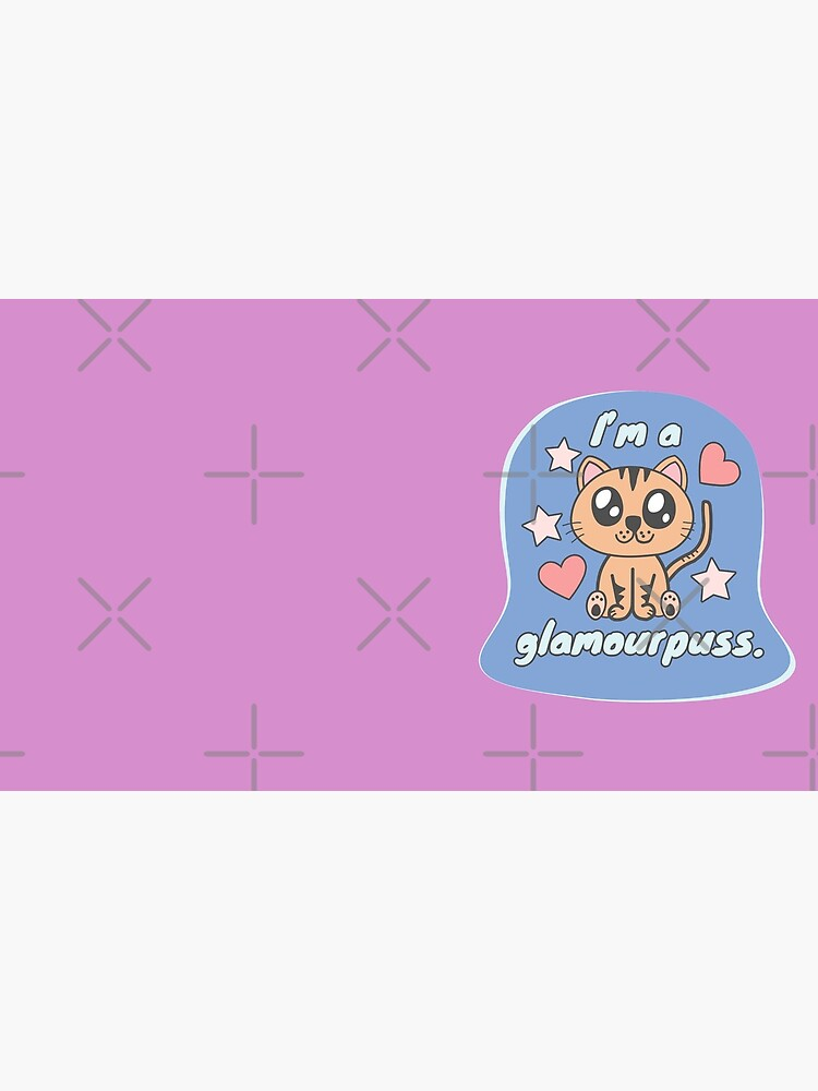 Glamourpuss by WendyLeyten