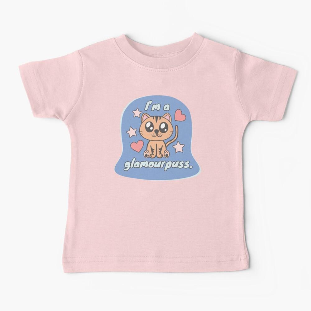 Glamourpuss Baby T-Shirt
