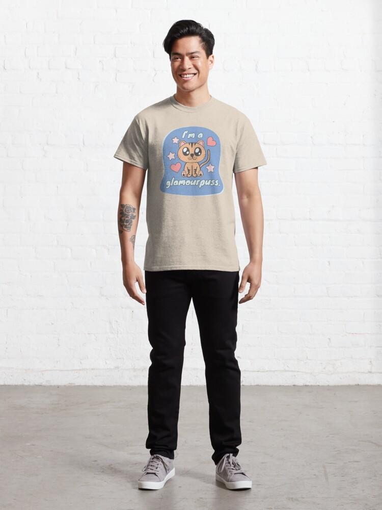 Alternate view of Glamourpuss Classic T-Shirt