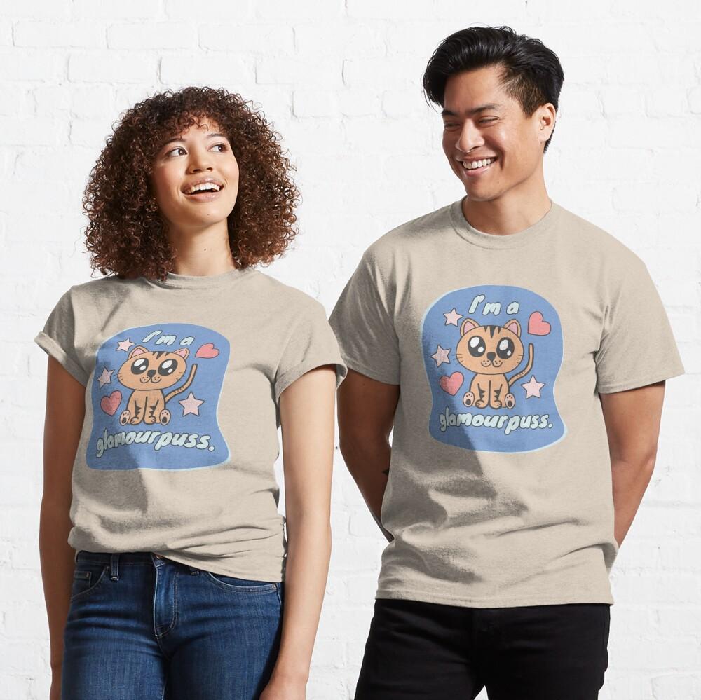 Glamourpuss Classic T-Shirt