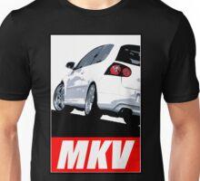 VW Golf MKV Golf 5 GTI Unisex T-Shirt