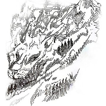 Snowfox by dc317