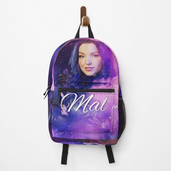 Mal Purple Queen - Descendants 3  Backpack
