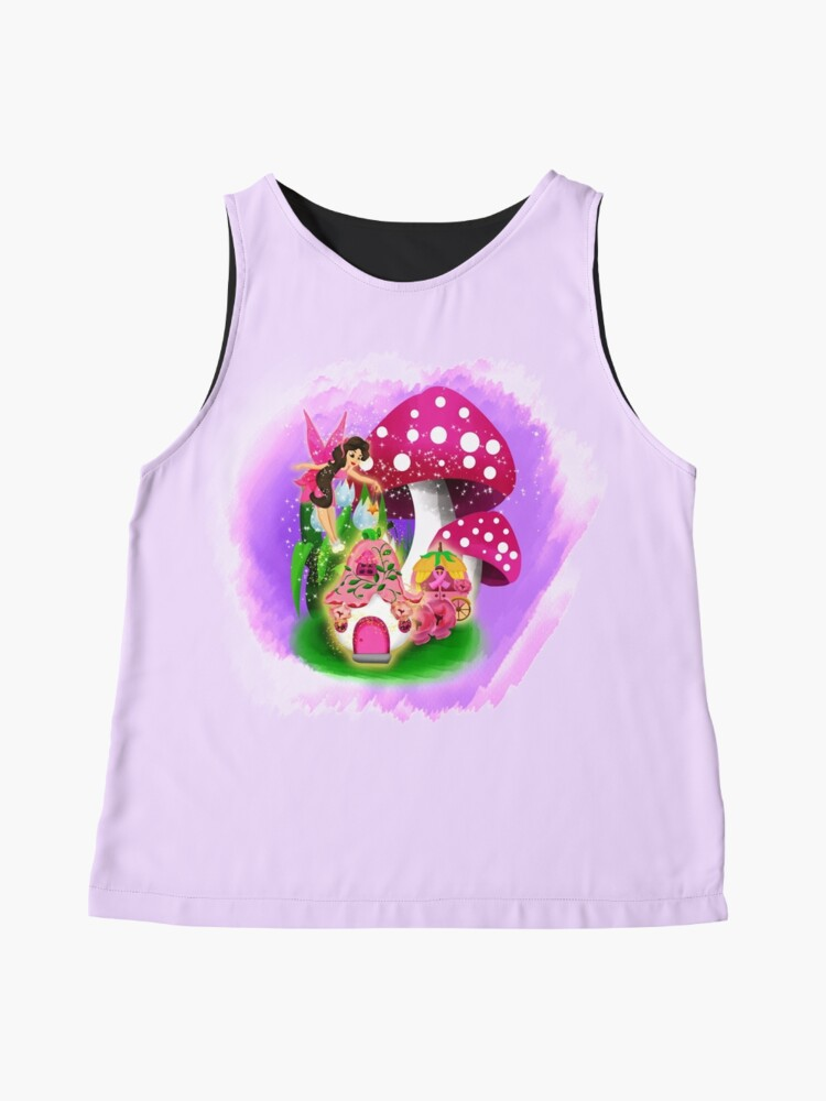 Alternate view of Meet Esperanza the Hope and Faith Fairy™ Sleeveless Top