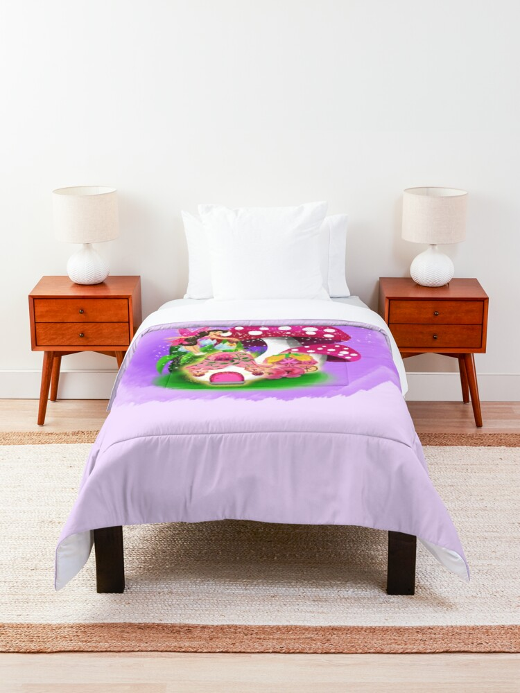 Alternate view of Meet Esperanza the Hope and Faith Fairy™ Comforter
