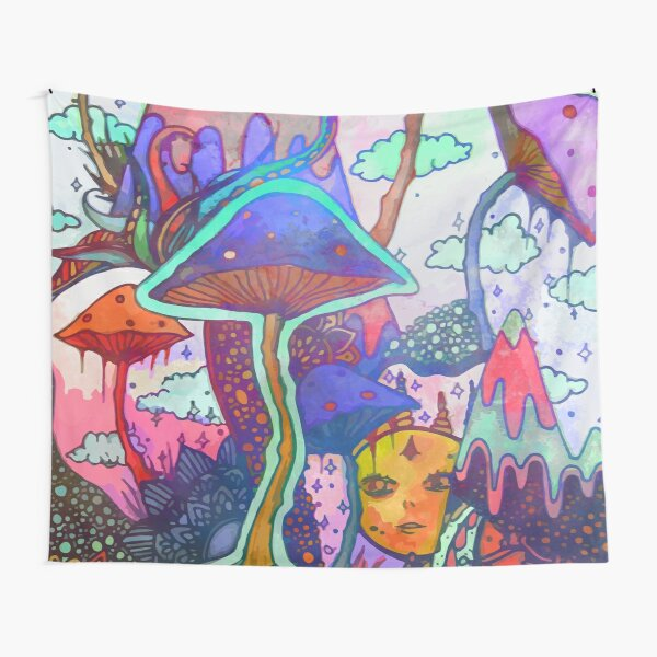 World of Dreams Tapestry