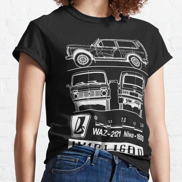 Lada Niva (Licht) Classic T-Shirt