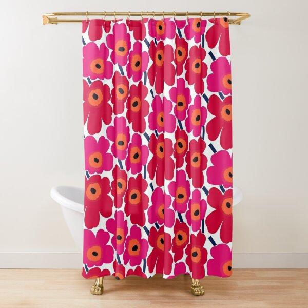 Marimekko Floral design  Shower Curtain