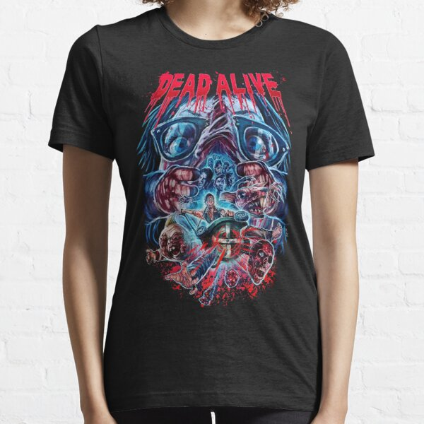 Dead Alive Braindead Gore Horror Movie Peter Jackson Essential T-Shirt